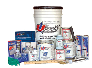 Home Ucoat It Floor Coating Systems
