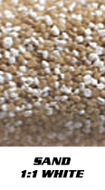 URock Sand and White Color Tile