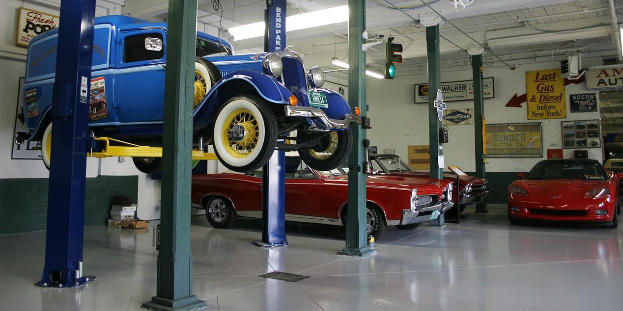 Hemmings Motor News - UCoat It Floor Coating Systems