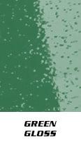 UGloss-AF Green Color Tile