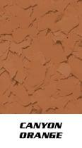 UFlek Canyon Orange Color Tile