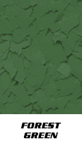 UFlek Forest Green Color Tile