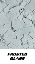UFlek Frosted Glass Color Tile