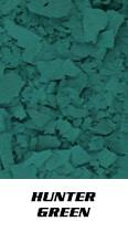 UFlek Hunter Green Color Tile
