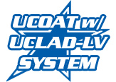 Ucoat with UClad-LV System icon