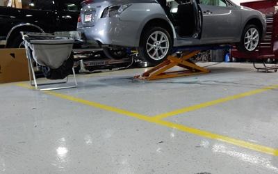 Automotive Body Shops Tile Image