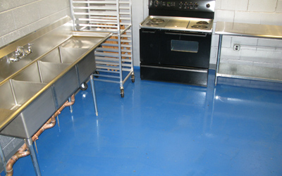 Golf Food Preparation Areas Tile Image