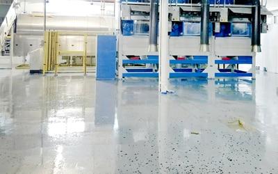 Industrial Assembly Plants Tile Image