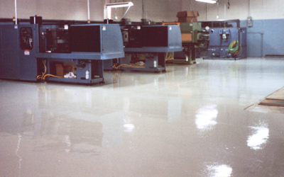 Industrial Warehouses Tile Image