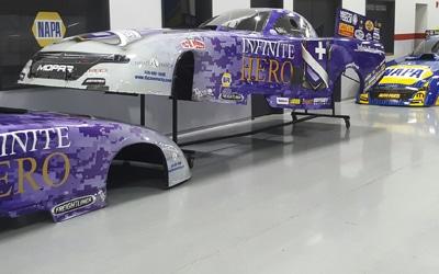 Racing Fabrication Shops Tile Image