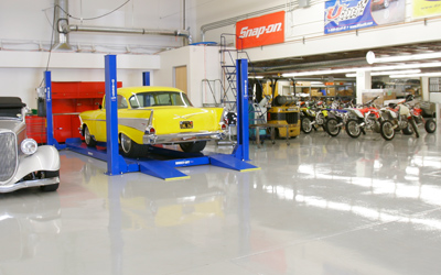 Racing Showrooms Tile Image