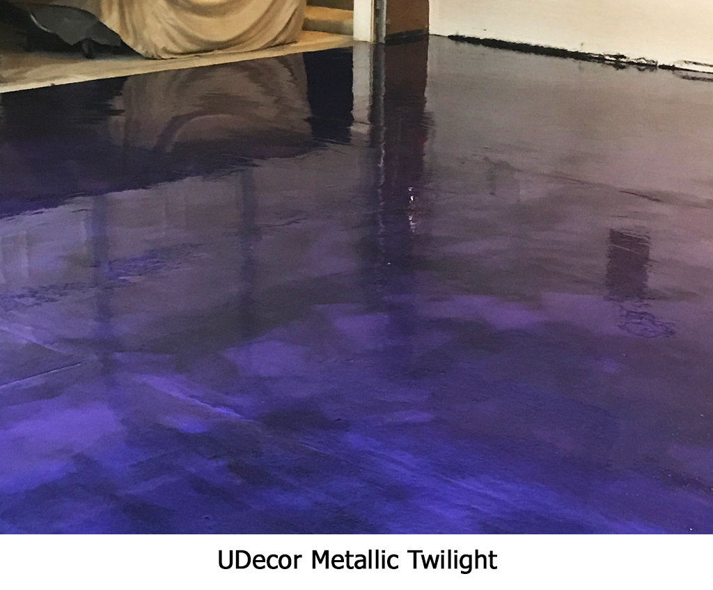 UDocor Metallic Twilight Photo Gallery Image