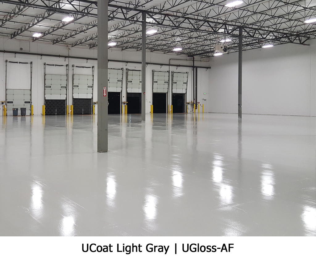 UCoat Light Gray | UGloss-AF Photo Gallery Image