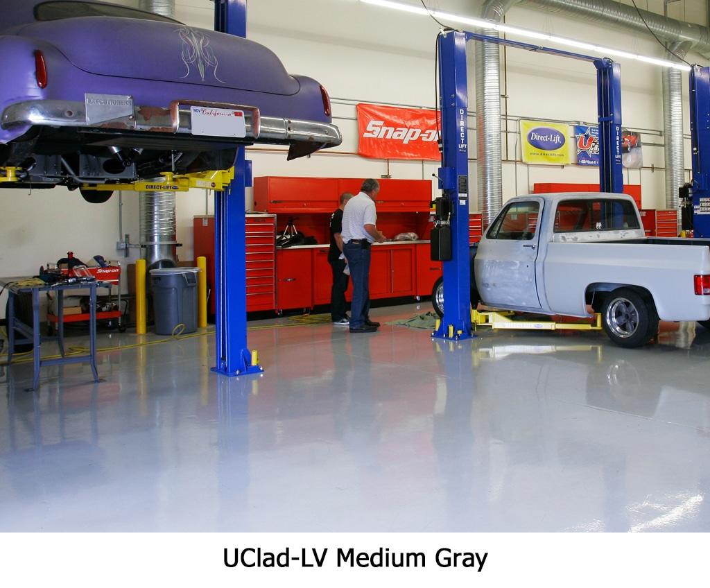 UClad-LV Medium Gray Photo Gallery Image