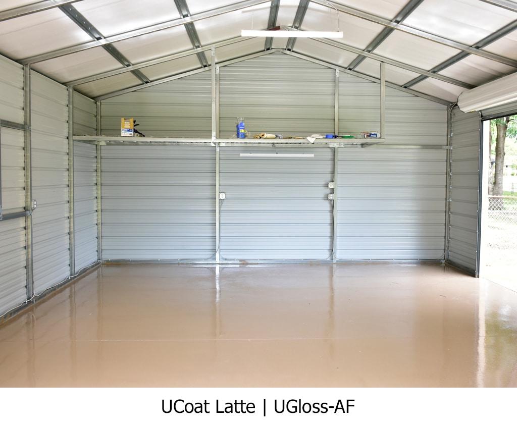 UCoat Latte | UGloss-AF
