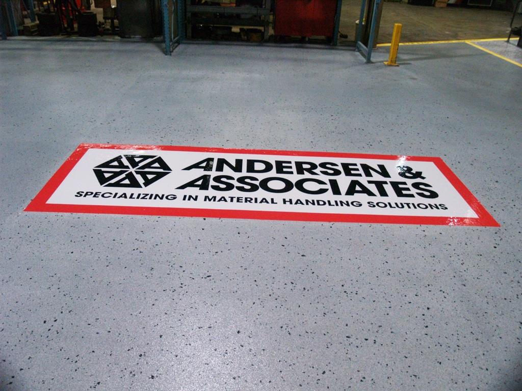 Andersen Material Handling Image Gallery