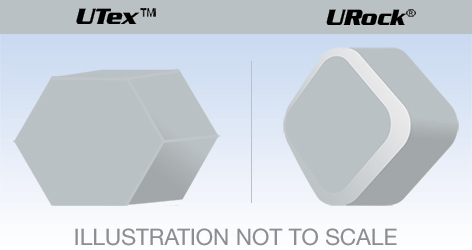 UTex vs URock Illustration
