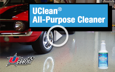 UClean All Purpose Cleaner