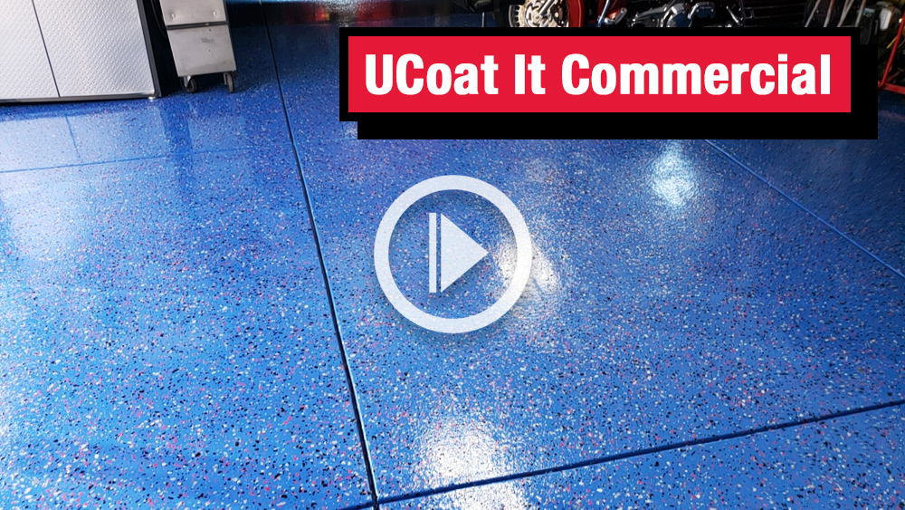 UCoat It Commercial Video Image