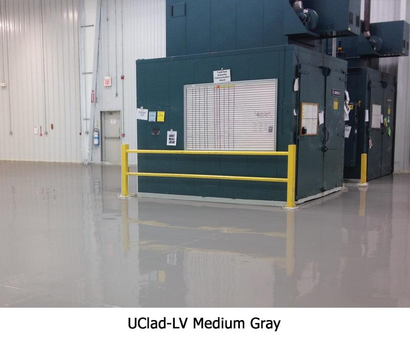 Uclad Lv Ucoat It Floor Coating Systems