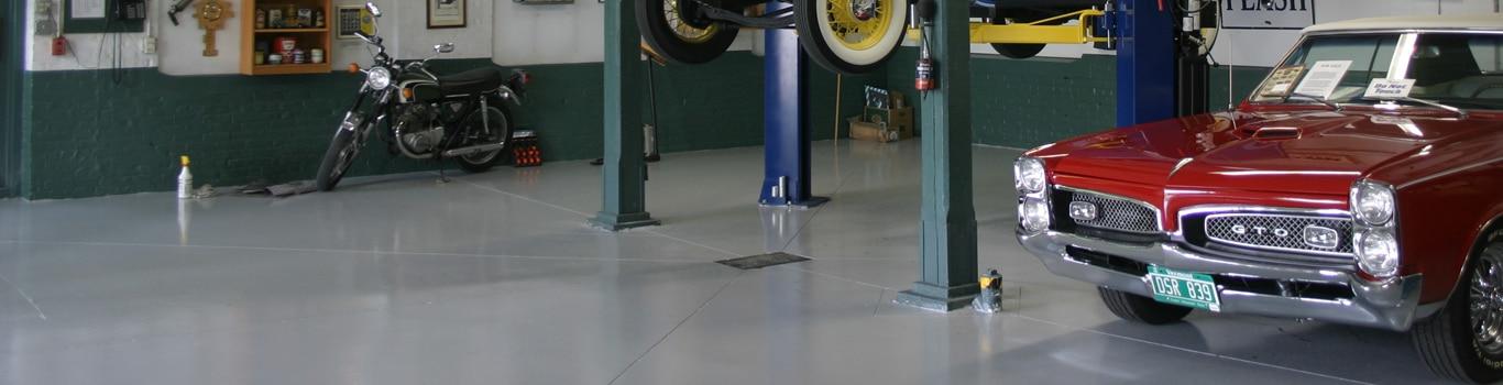 Hemmings Motor News Project Profile Ucoat It Floor