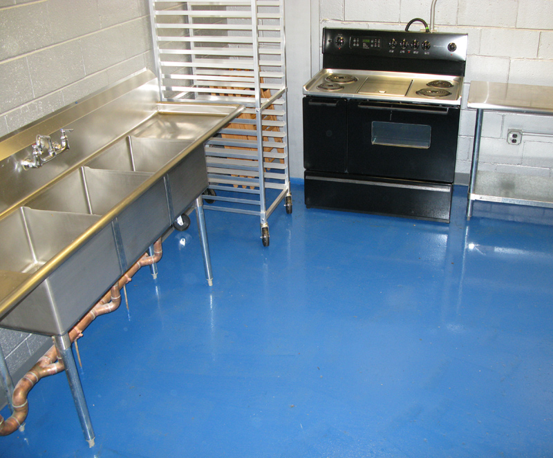 Food Commercial Kitchens Sample 03