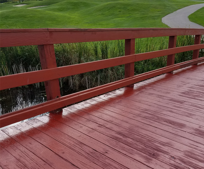 Golf Outdoor Areas Sample 01