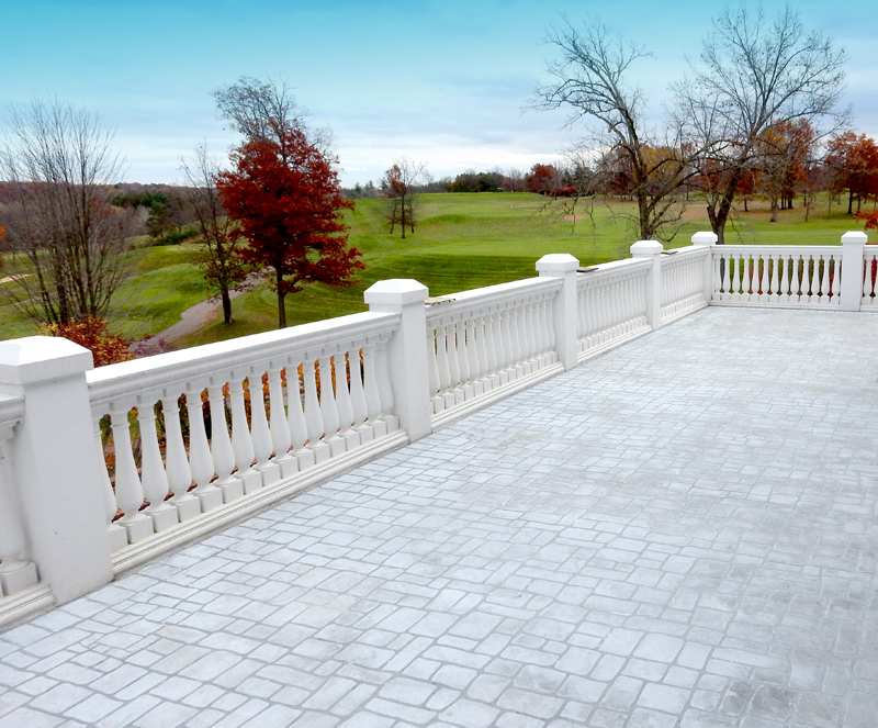 Golf Outdoor Areas Sample 02