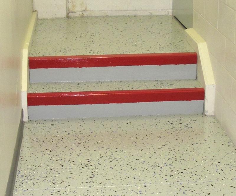 Hospitality Stairways & Stairwells Sample 02