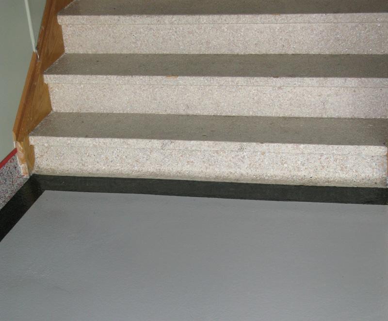 Hospitality Stairways & Stairwells Sample 03