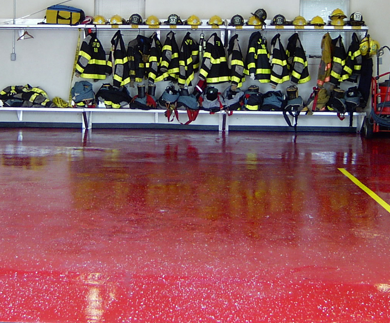 Municipal Fire Departments Sample 02