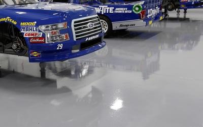 Brad Keselowski Racing Tile Image