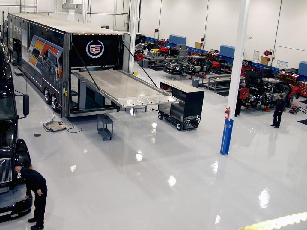 Pratt & Miller Engineering New Hudson MI