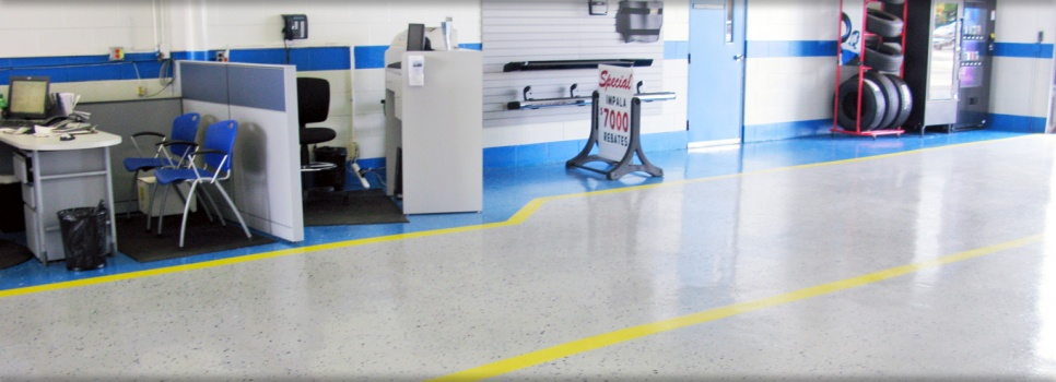 Eliven Floor Finish Product Hero Image