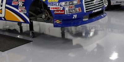 Brad Keselowski Racing Statesville NC
