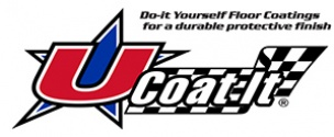 UCoat It Logo | Do-It-Yourself Floor Coatings for a durable protective finish