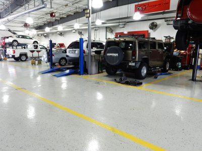 Automotive Service Sample 03