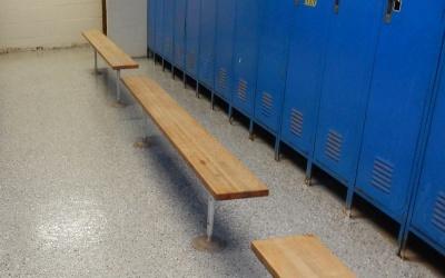 Education Restrooms/Lockers Sample 02