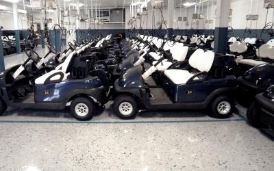 Golf Cart Barns Sample 02