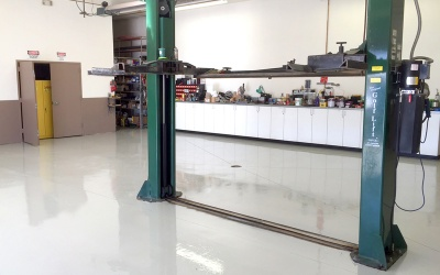 Golf Maintenance Facilities Sample 03