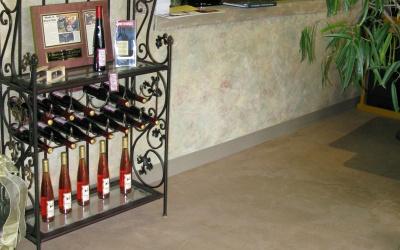 Hospitality Food & Bar Areas Sample 01