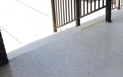 Hospitality Stairways & Stairwells Sample 01