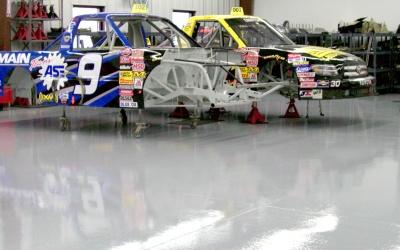 Racing Fabrication Shops Sample 01