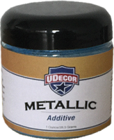 UDecor Metallic Additive