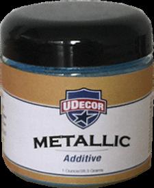 UDecor Metallic Additive