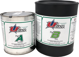 UGlaze Part A & Part B Product